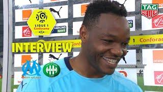 Interview de fin de match :Olympique de Marseille - AS Saint-Etienne (2-0) / 2018-19