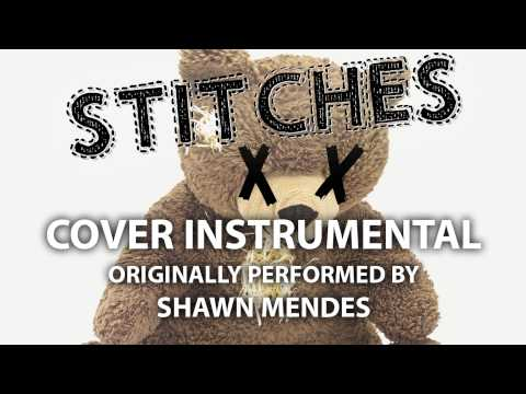 Stitches (Cover Instrumental) [In the Style of Shawn Mendes]