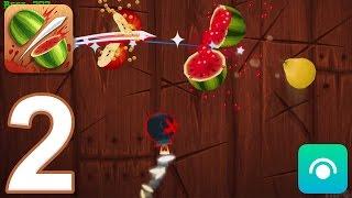 Fruit Ninja - Gameplay Walkthrough Part 2 - Classic (iOS, Android)