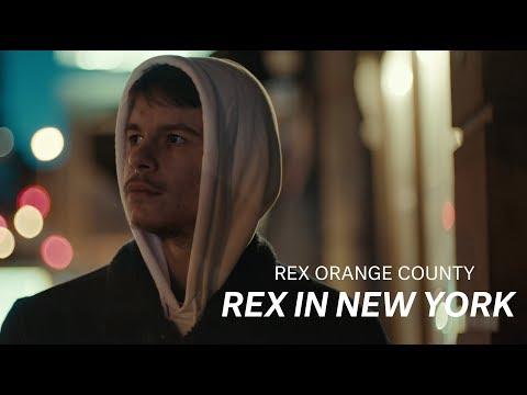"Rex Orange County - ""Rex in New York"" (Documentary)"