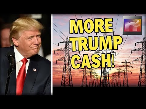 MORE TRUMP CASH! This Utility Company is About to Make MILLIONS of Americans Celebrate!