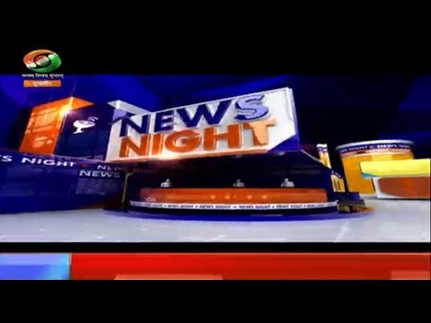 DD INDIA Prime time show | News Night | 1.05.2019 | [Full Episode]