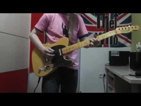 Elvis Presley - Blue Suede Shoes Live Guitar Cover - YouTube
