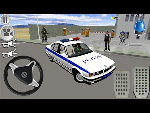 BMW Türk Polis Arabası Oyunu // Polis Simulator 2 - Android Gameplay FHD