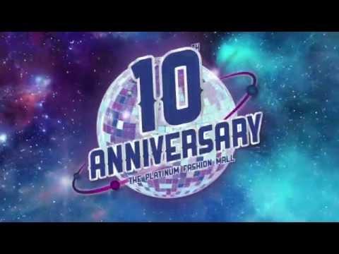 The Platinum 10th Anniversary 20-11-2015