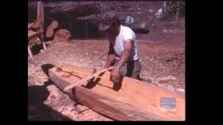 Dugout Canoes: The Lost Craft of Crusoe Island