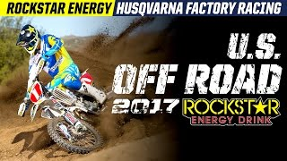2017 US Off-Road | Rockstar Energy Husqvarna Factory Racing