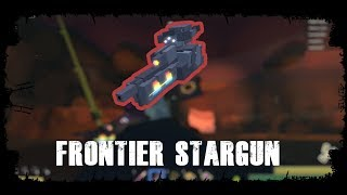 Roblox Fantastic Frontier Stargun showcase (Worth it?)