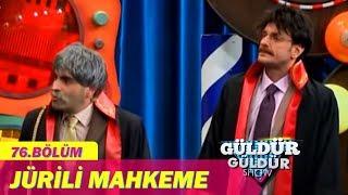 Güldür Güldür Show 76. Bölüm, Jürili Mahkeme Skeci