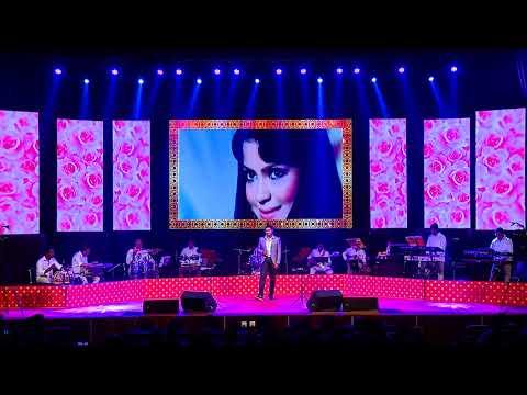 BIJU NAIR SINGING 'MAINE POOCHA CHAND SE' IN 'ISHQ FOREVER CONCERT' - AN ANTARDHWANI PRESENTATION