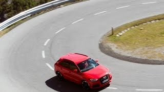 2013 Audi RS Q3 quattro - Start Up, Exhaust, Test Drive, and In-Depth Review (English)