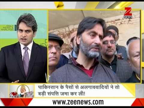 DNA: Kashmiri separatists