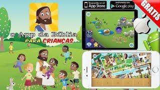 Dica de Jogo GRÁTIS (App da Bíblia para Criancas)ANDROID/iOS analise+Reviews+Gameplay DOWNLOAD FREE
