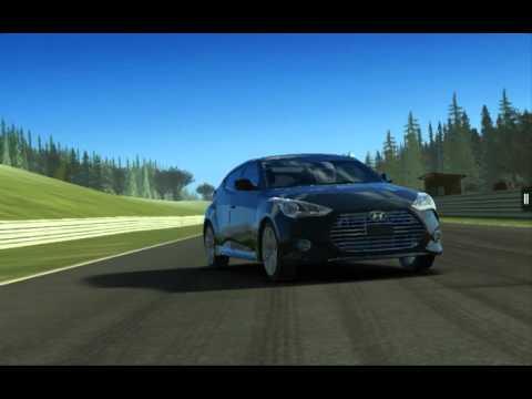 Hyundai Veloster Turbo::Ep. 4::Real Racing 3