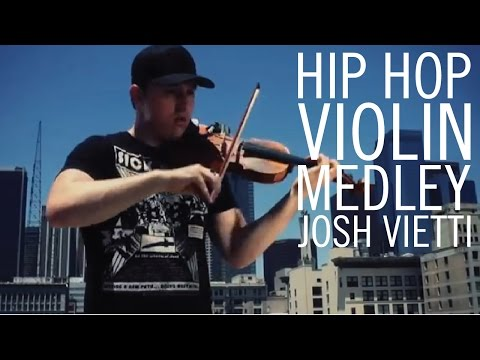 "Josh Vietti - ""Hip Hop Violin Medley"""
