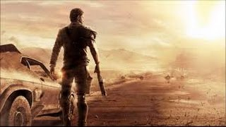 Mad Max Video Game Intro Theme Song Soul of a Man by Steven Stern