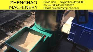 sesame seed cereal grain cleaning&drying machine