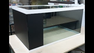 How to Make SUMPLU AQUARIUM - DETAILED Production Video