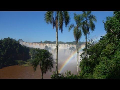 Iguazu Falls, Argentina & Brazil in HD