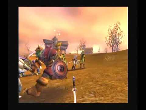 Oldest World Of Warcraft Trailer (2001)