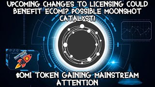Ecomi could grow more rapidly than anticipated - $OMI top altcoin for 2022?