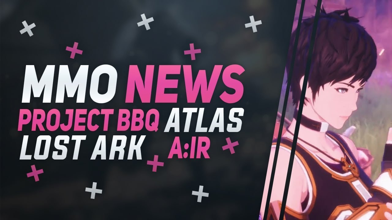 MMORPG News Upcoming MMO Project BBQ Population Zero AIR Lost Ark Gets Publisher