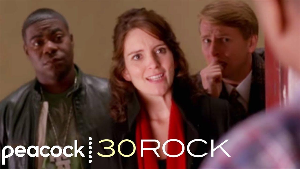 30 Rock - Christmas Special (Episode Highlight) - YouTube
