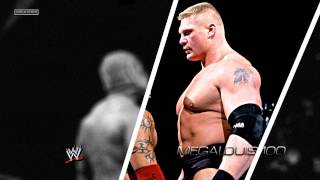 "Brock Lesnar 6th WWE Theme Song - ""Enforcer"" (Intro V6) With Download Link"