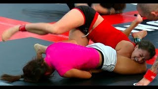 Girls Grappling No-Gi Sports Tournament @ NAGA
