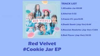Red Velvet #Cookie Jar (Full Mini Album)