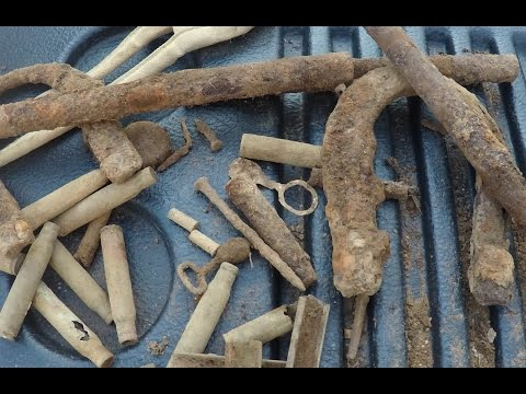 Metal Detecting Pre & WW1 Army Training Grounds