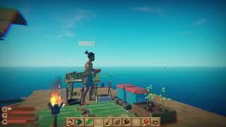 Raft #3 In Luft aufgelöst!