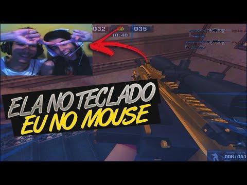 Download Youtube: Point Blank – FUSÃO! ELA NO TECLADO E EU NO MOUSE