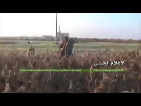 Syria  SAA Hezbollah Operations in South Aleppo  Part 8   YouTube