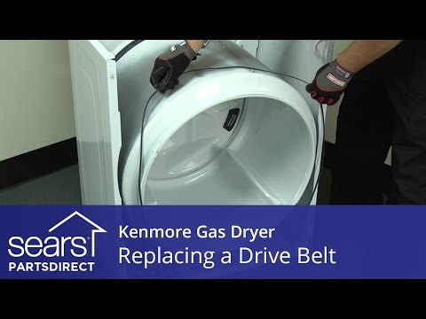 How To Replace A Dryer Drive Belt Repair Guide