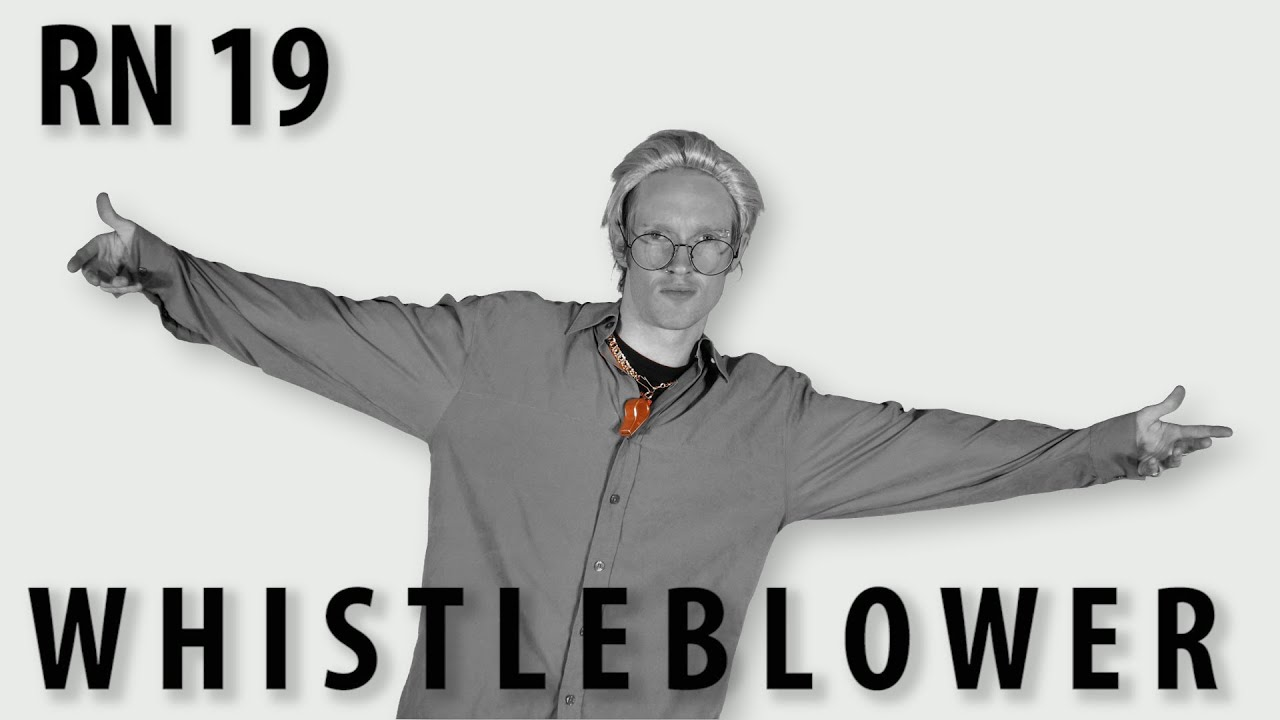 WHISTLEBLOWER - feat. Edward Snowden & Glen Greenwald [RAP NEWS 19]