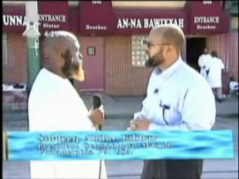 Interview with Masjid As-Sunna An- Nabawiyyah, Germantown