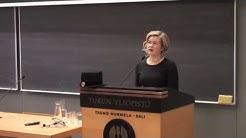 Hanna Meretoja, professoriluento: Kirjallisuus ja mahdollisen taju