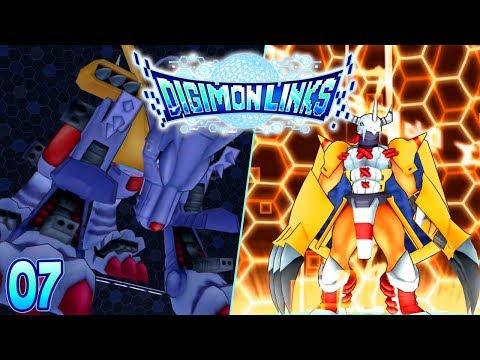 Digimon Links Part 7 WARGREYMON GET! Gameplay Walkthrough IOS Android ENGLISH