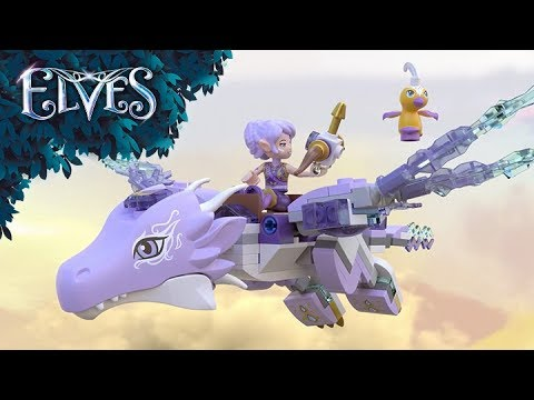 Aira & the Song of the Wind Dragon 41193 - LEGO Elves - Product ...