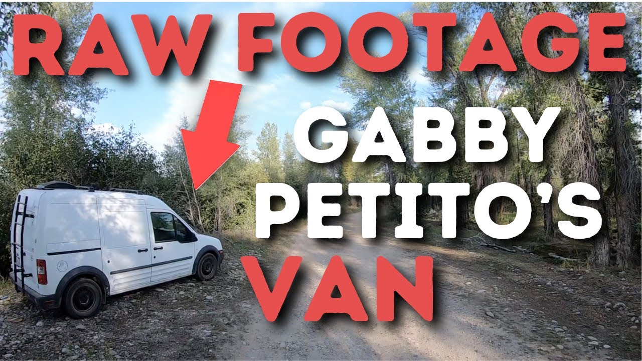 Download Go Pro footage of Gabby Petito's Van in Spread Creek || Where is Brian Laundrie??
