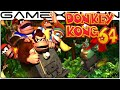 20-Minutes of Donkey Kong 64 on Wii U Virtual Console Gameplay