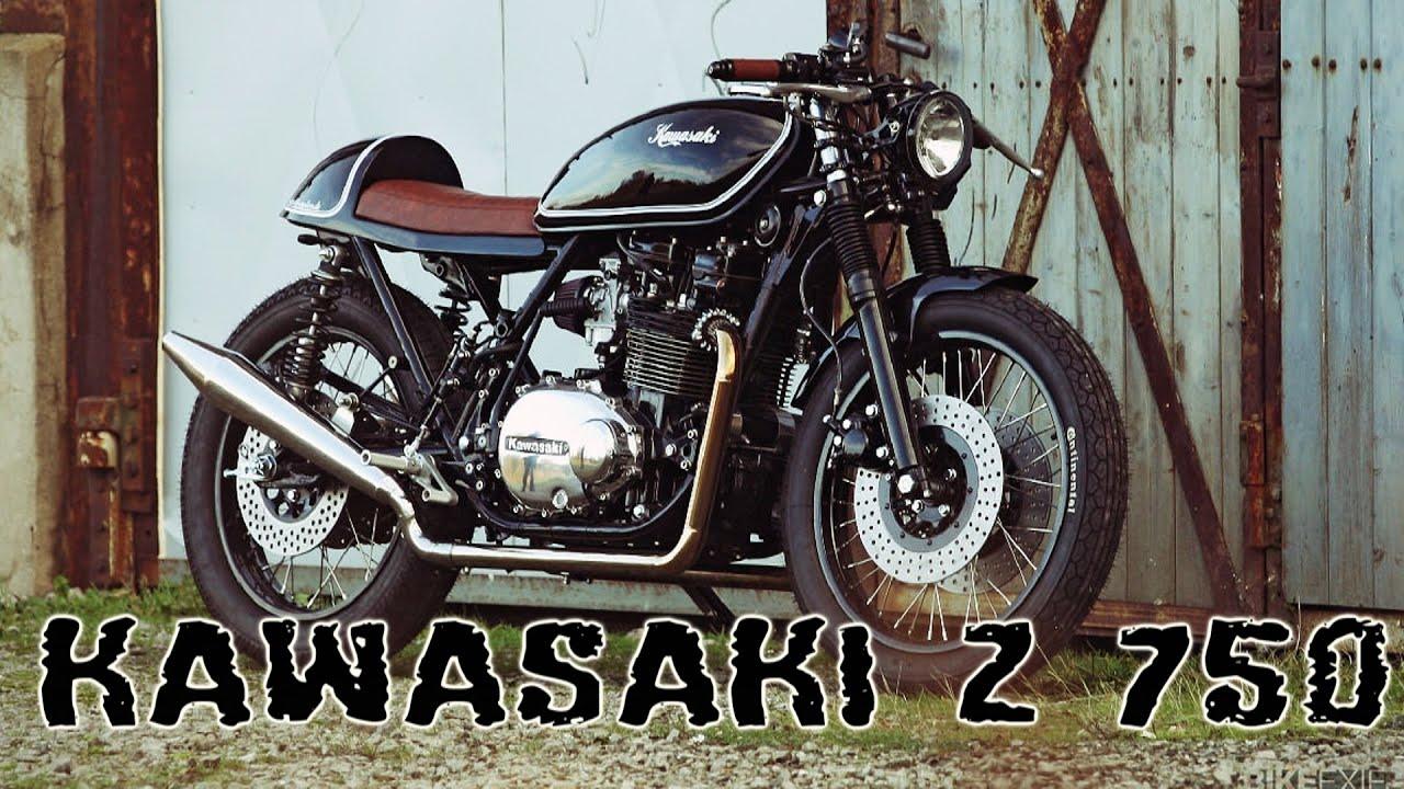 Kawasaki Z  Twin Cafe Racer