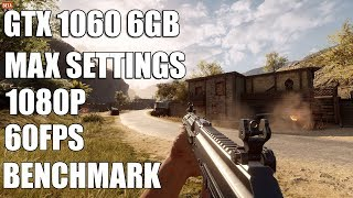 Insurgency Sandstorm Max Settings Pc gameplay GTX 1060 6gb (1080p 60fps )