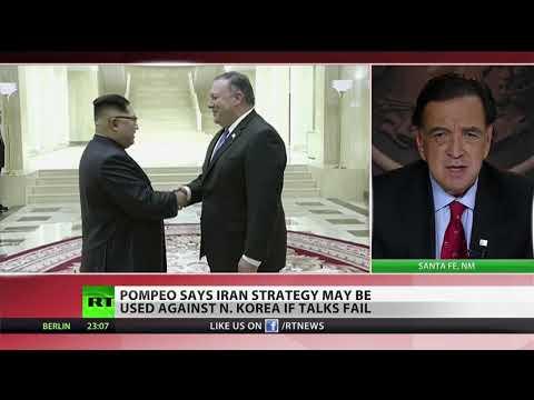 US sanctions on Iran sends a wrong message to N Korea – ambassador