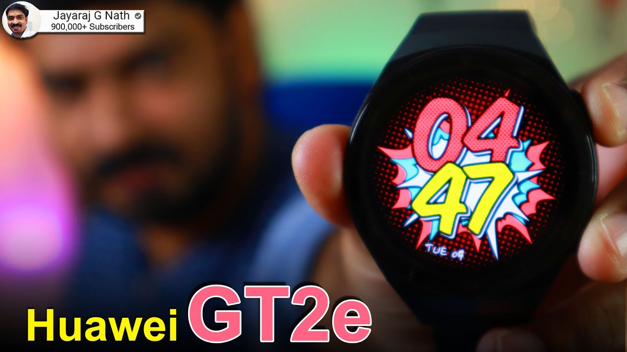Huawei Watch GT2e Malayalam Unboxing 🔥🔥🔥|| Best Smartwatch in 2020⚡⚡⚡