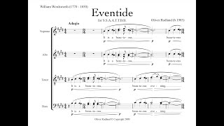 Eventide - Oliver Rudland