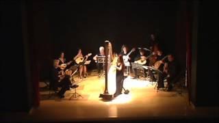 G.F. Händel, Concerto per Arpa e Orchestra op.4 n°6 - Ensemble Mandolinistico Estense