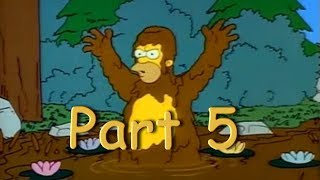 Download lagu The Simpsons S01E07 The Call of the Simpsons Part 5 MP3