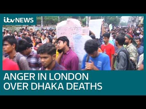 Why a road accident in Bangladesh has sparked widespread protests | ITV News